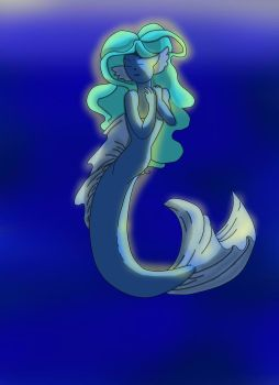 Mermaid by vampireknight16