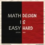 Math vs Design by oneskillwonder