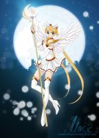 Sailor Moon - my version by scaryta