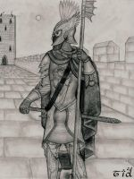 The Black Guard by Theophilia