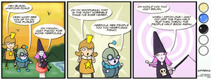 Sparks 022: Fish by SparkstheComic