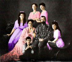 Last Imperial Family of Russia by Sonja-from-Finland