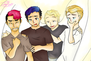 RIP Daniel Kyre ~For Cyndago and Markiplier~ by Jay101