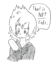 KH-SPOILERS: The cake is a lie by Kit55