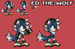 Ed The Wolf contest entry by xXDaBoss99Xx