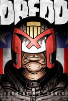 Dredd Poster by TomBerryArtist