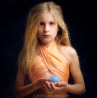 Child With Egg by planet0