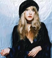 Stevie Nicks by Flying-platy