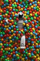 Asimo ball pool by rafajija