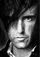Trent Reznor No.3 by Moppi