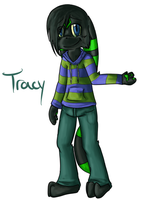 Tracy. by RoyallyPurple