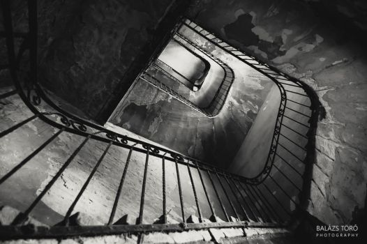 Stairs To The Top II by torobala