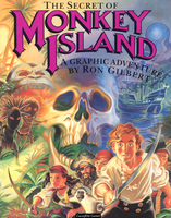 Monkey Island 1 clean-cover by Plamdi
