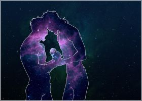 My own nebula in you by Katerinich