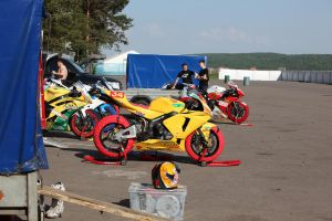 Russian motosport by GODCasual