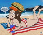 4th of July '11: Hortense by TheEdMinistrator765
