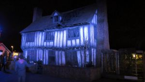 harry potters house godric's hollow by Sceptre63