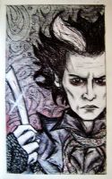 Sweeney Todd by MakingTheDifference