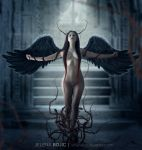 Army of angels: Angel of Darkness by urbania13