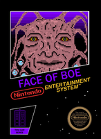 NINTENDO: NES FACE OFBOE by Silverhammer37