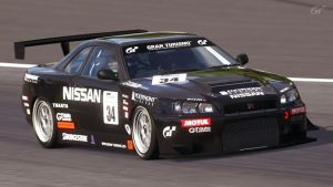2002 Nissan Skyline GT-R R34 TC (GT5) by Vertualissimo