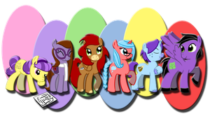 MLP FIB - Final Six by Tprinces