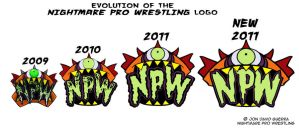 NPW LOGO Evolution by JonDavidGuerra