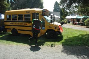 Sushi Rides the Short Bus by Jonisey