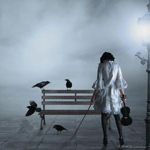 play to the crows by ~gilly14