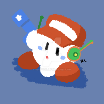 Kirby/Cave Story by kirby456