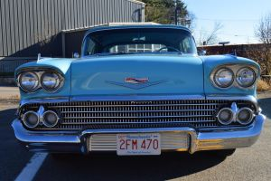 1958 Chevrolet Impala Convertible by Brooklyn47