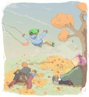 dead leaves. by Supa-Syrex