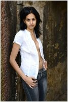 Emily - white shirt 4 by wildplaces