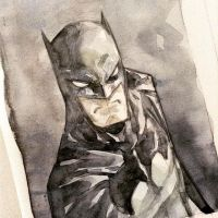 Batman - 22mar 2015 by rogercruz