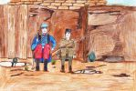Allies in the trenches by JOSGUI