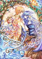 Dance of the Seasons by Kyoumei
