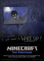 Minecraft: The Nightmare - Cover Page by TwilitAngel