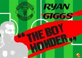 Ryan Giggs by adriijan51