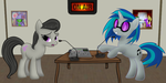 The Vinyl Scratch tapes by Zonra