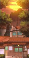 Ref: Inuzuka house entrance S8   Kibas long day by mattwilson83