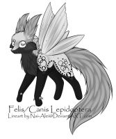 Felis/Canis Lepidoptera Adopt CLOSED by Inner-Realm-Adopts
