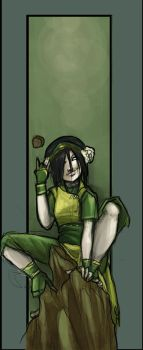 Hells yeah Toph by starweaver