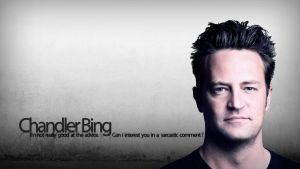 Chandler Bing by A7mads
