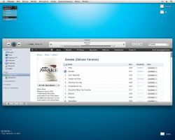 iTunes9_MOD by draftwave