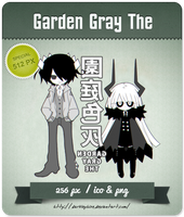 Garden Gray The - RPG Icon by Darklephise
