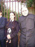 Fester Addams with Family 03 by xxTonyStarkxx