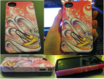 Stereo Love - iPhone Cover by SoapyFresh