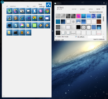 mStartEX - Native Windows Colors mode by SuprVillain