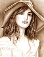 Penelope Cruz_ by emizael