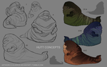 Hutt Concepts by Xilveros